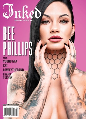 Inked Magazine | 3/2020 Cover