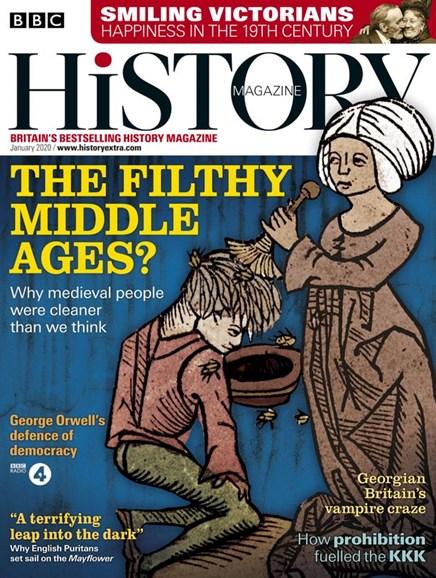 BBC History Cover - 1/1/2020