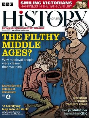 BBC History Magazine | 1/2020 Cover