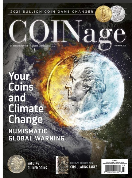 Coinage Cover - 2/1/2020