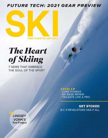 Ski Cover - 1/1/2020