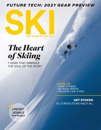 Ski Magazine | 1/2020 Cover