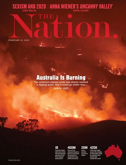 The Nation Cover - 2/10/2020