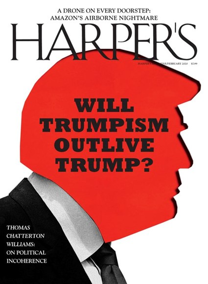 Harper's Cover - 2/1/2020