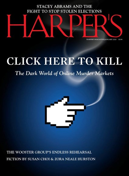 Harper's Cover - 1/1/2020
