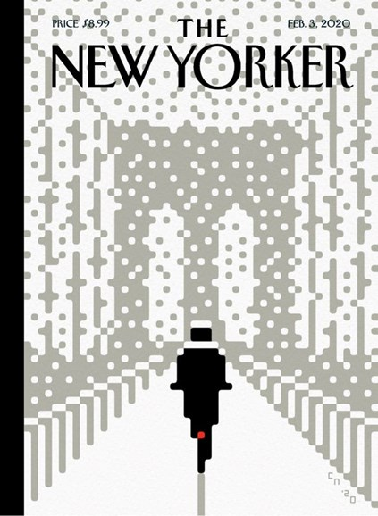The New Yorker Cover - 2/3/2020