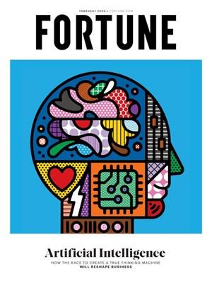 Fortune Magazine   2/1/2020 Cover