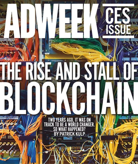 Adweek Cover - 1/6/2020