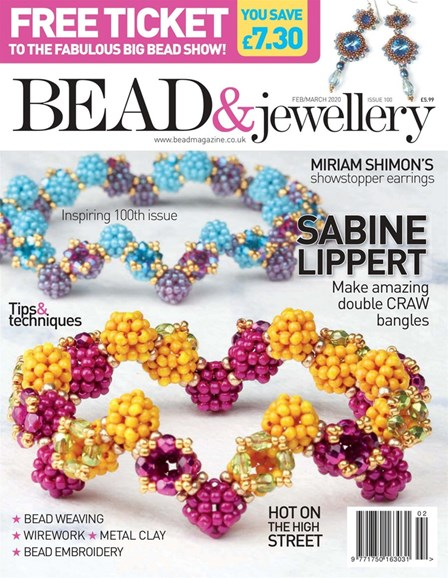 Bead & Jewellery Cover - 2/1/2020