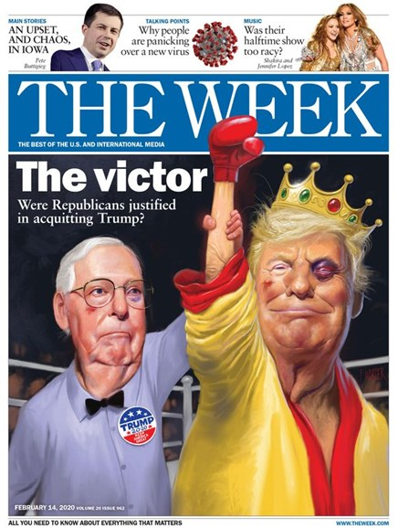 The Week Cover - 2/14/2020