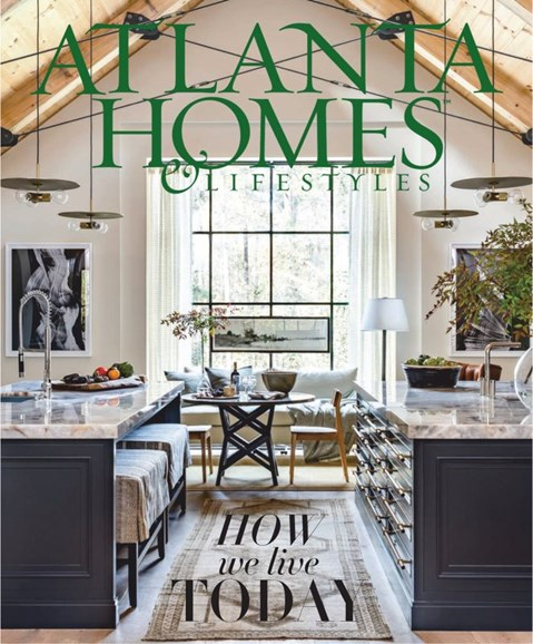 Atlanta Homes & Lifestyles Cover - 2/1/2020