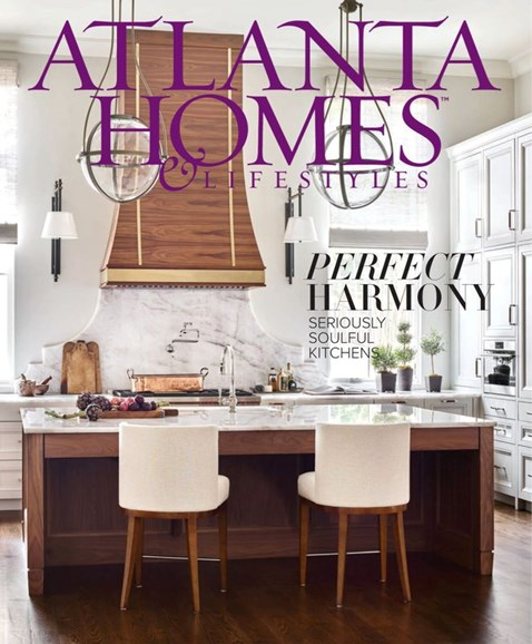 Atlanta Homes & Lifestyles Cover - 1/1/2020