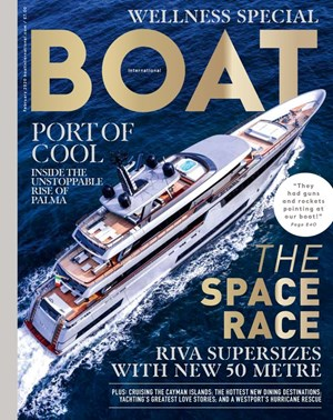 Showboats International Magazine   2/2020 Cover
