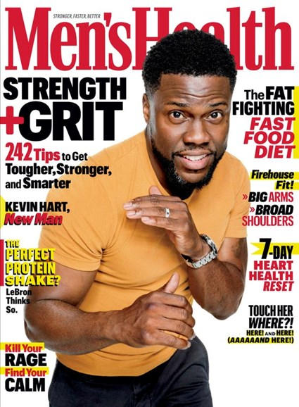 Men's Health Cover - 3/1/2020