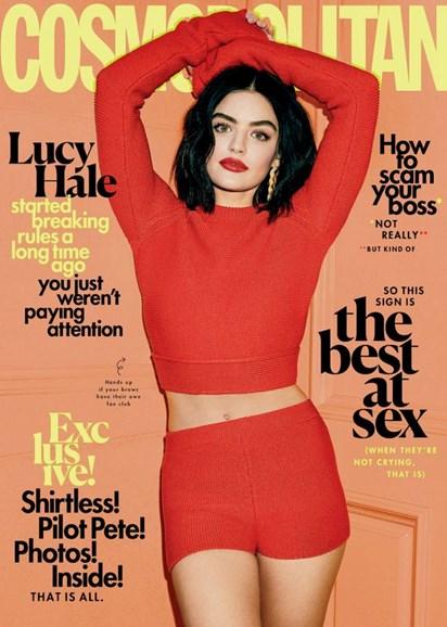 Cosmopolitan Cover - 3/1/2020