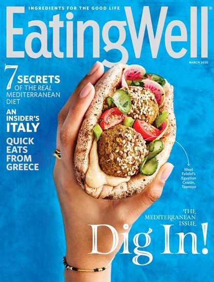 Clean Eating Cover - 3/1/2020