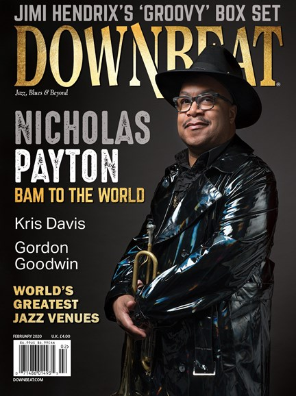 DownBeat Cover - 2/1/2020