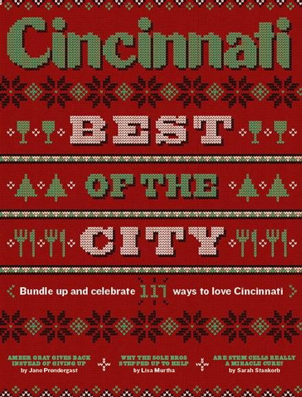 Cincinnati Cover - 12/1/2019