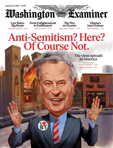 Washington Examiner Cover - 1/28/2020