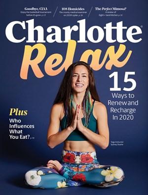 Charlotte Magazine | 2/2020 Cover