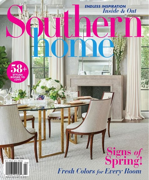 Southern Home Cover - 3/1/2020