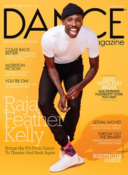 Dance Magazine Cover - 2/1/2020