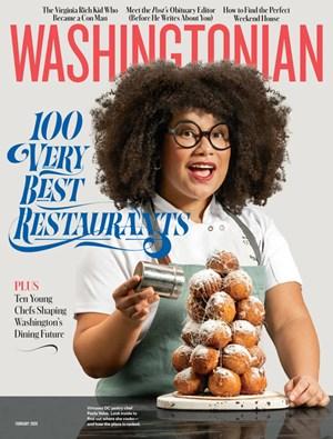 Washingtonian | 2/2020 Cover