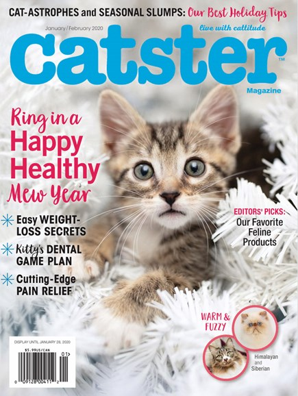 Catster Cover - 1/1/2020