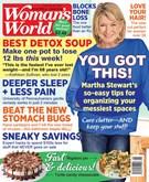 Woman's World Magazine 2/24/2020