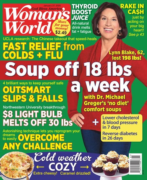 Woman's World Cover - 1/27/2020