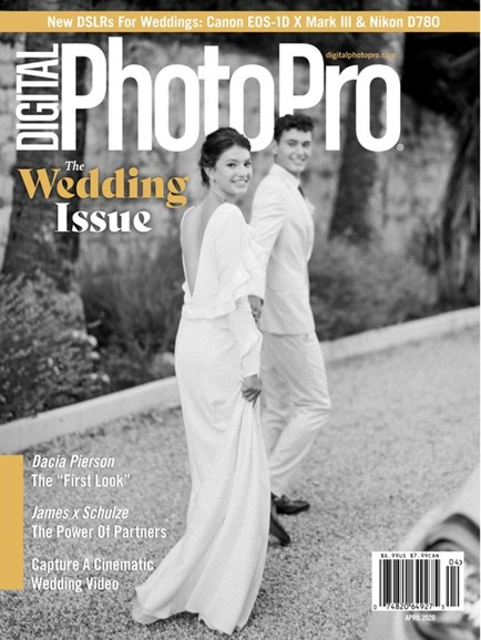 Digital Photo Pro Cover - 4/1/2020