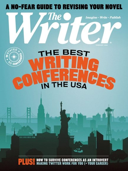 The Writer Cover - 2/1/2020