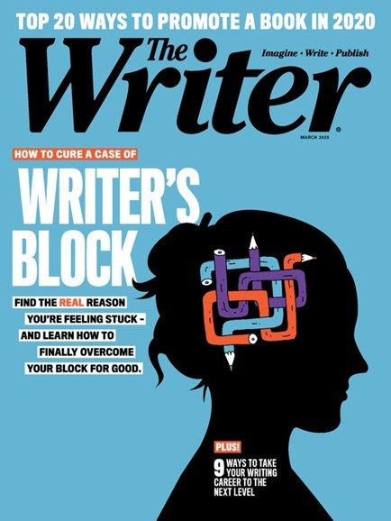 The Writer Cover - 3/1/2020