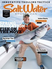 Salt Water Sportsman | 3/2020 Cover