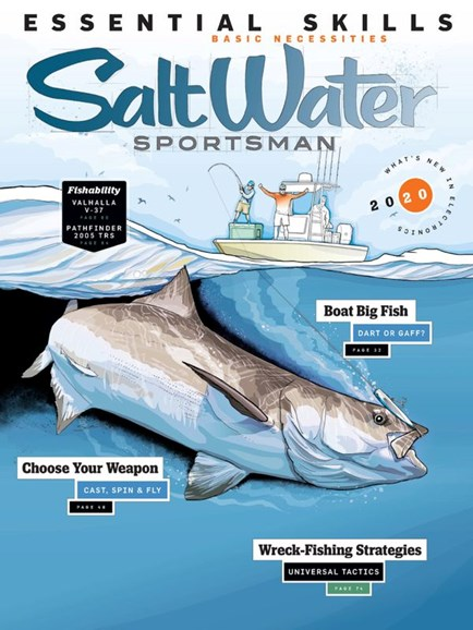 Salt Water Sportsman Cover - 2/1/2020