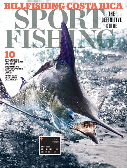 Sport Fishing Cover - 3/1/2020