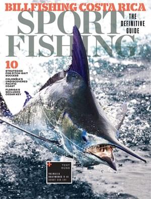 Sport Fishing Magazine | 3/2020 Cover
