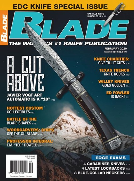 Blade Cover - 2/1/2020