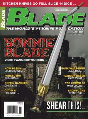 Blade Magazine | 3/2020 Cover