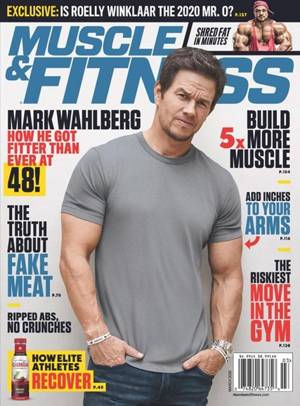 Muscle & Fitness Cover - 3/1/2020