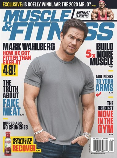 Muscle & Fitness | 3/2020 Cover