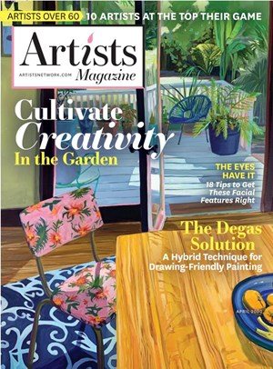 Artists Magazine | 4/2020 Cover