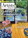 Artists Magazine   4/2020 Cover