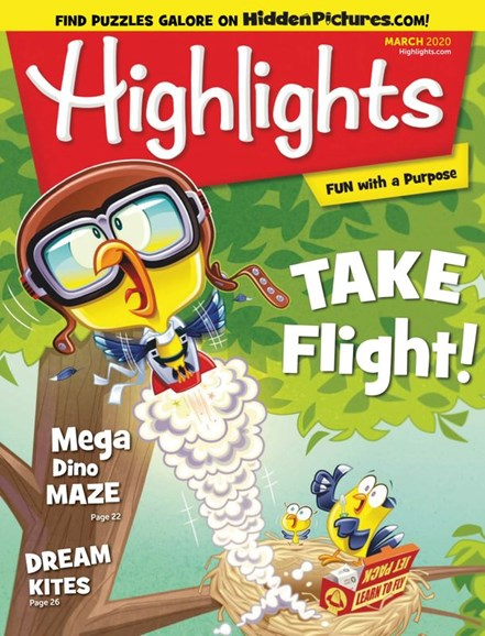Highlights Cover - 3/1/2020