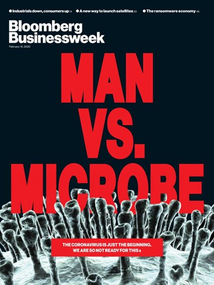 Bloomberg Businessweek Cover - 2/10/2020