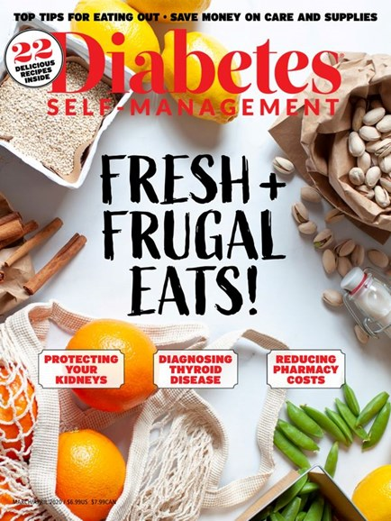 Diabetes Self-Management Cover - 3/1/2020