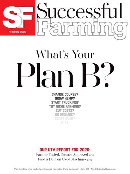 Successful Farming Cover - 2/1/2020