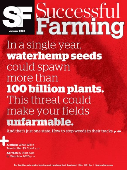 Successful Farming Cover - 1/1/2020