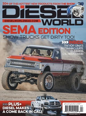 Diesel World Magazine | 4/2020 Cover