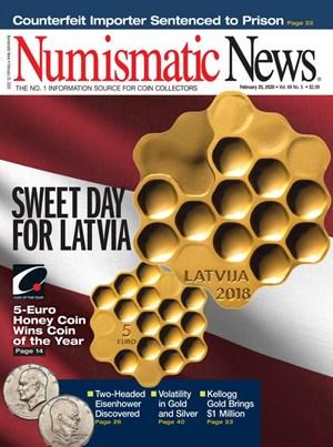 Numismatic News Magazine | 2/25/2020 Cover